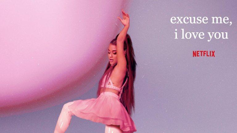 Ariana Grande Excuse Me, I Love You Belgesel Film Konusu Yorumu ve İncelemesi