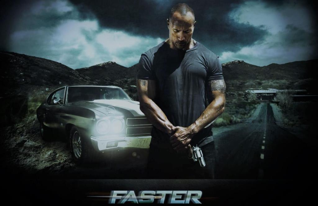 Faster (Hızlı) Film Konusu Yorumu ve İncelemesi - Adalet Benim