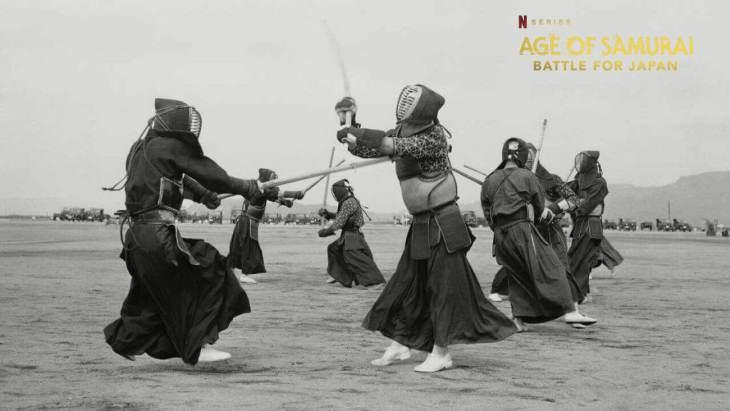 Age of Samurai Battle for Japan Belgesel Dizi Konusu ve Yorumu