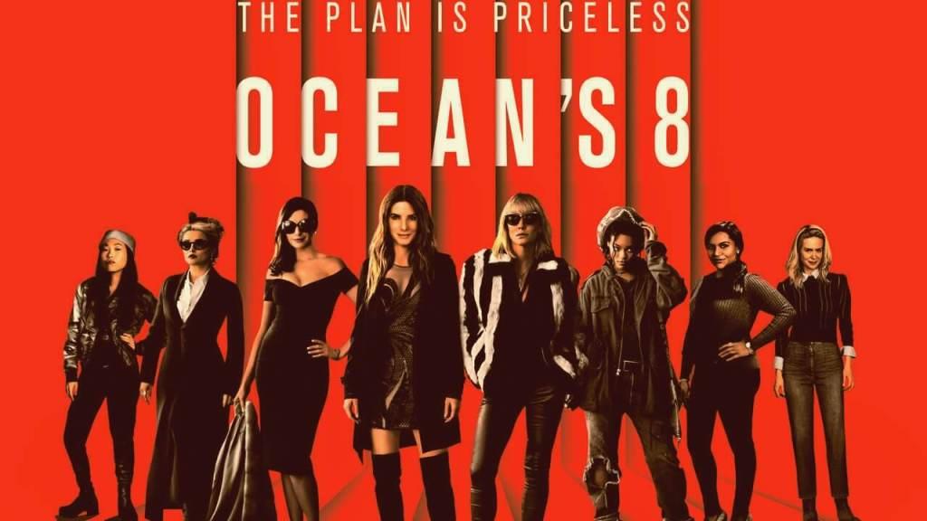 Ocean's Eight Film Konusu Yorumu ve İncelemesi