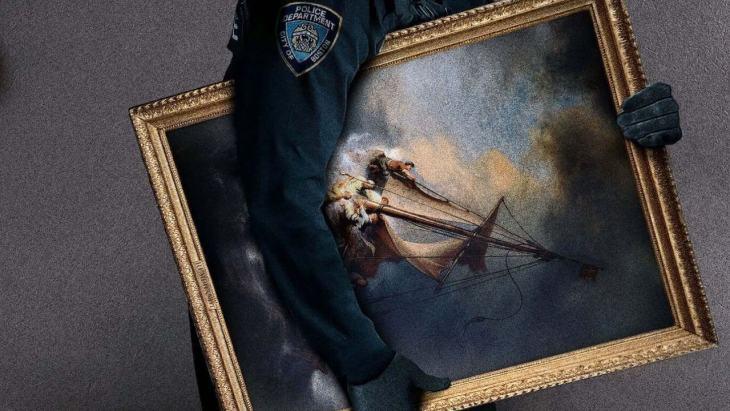 Bu Bir Soygundur Dünyanın En Büyük Sanat Hırsızlığı Belgesel Dizi Konusu ve Yorumu