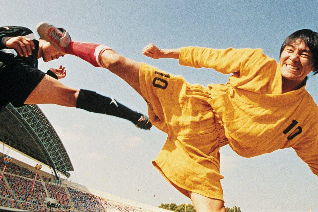 Shaolin Futbolu Film Konusu ve Yorumu – Netflix