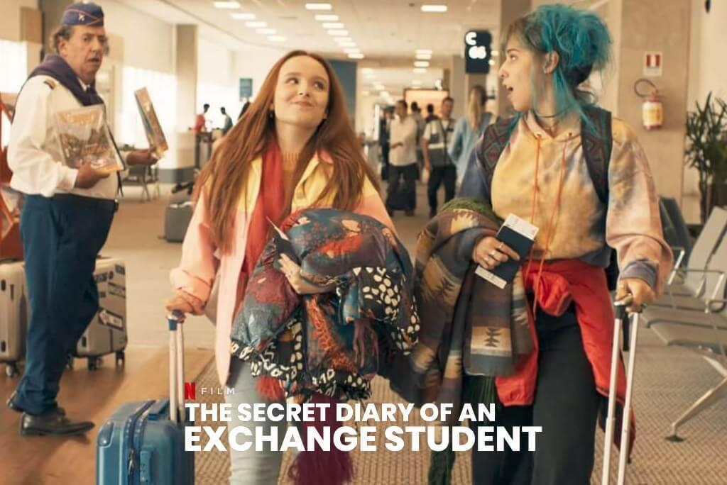 Brezilyalı Öğrencinin Gizli Günlüğü Film Konusu ve Yorumu – Netflix