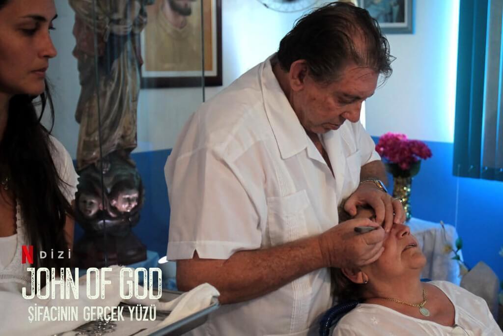John of God Şifacının Gerçek Yüzü Belgesel Dizi Konusu ve Yorumu – Netflix