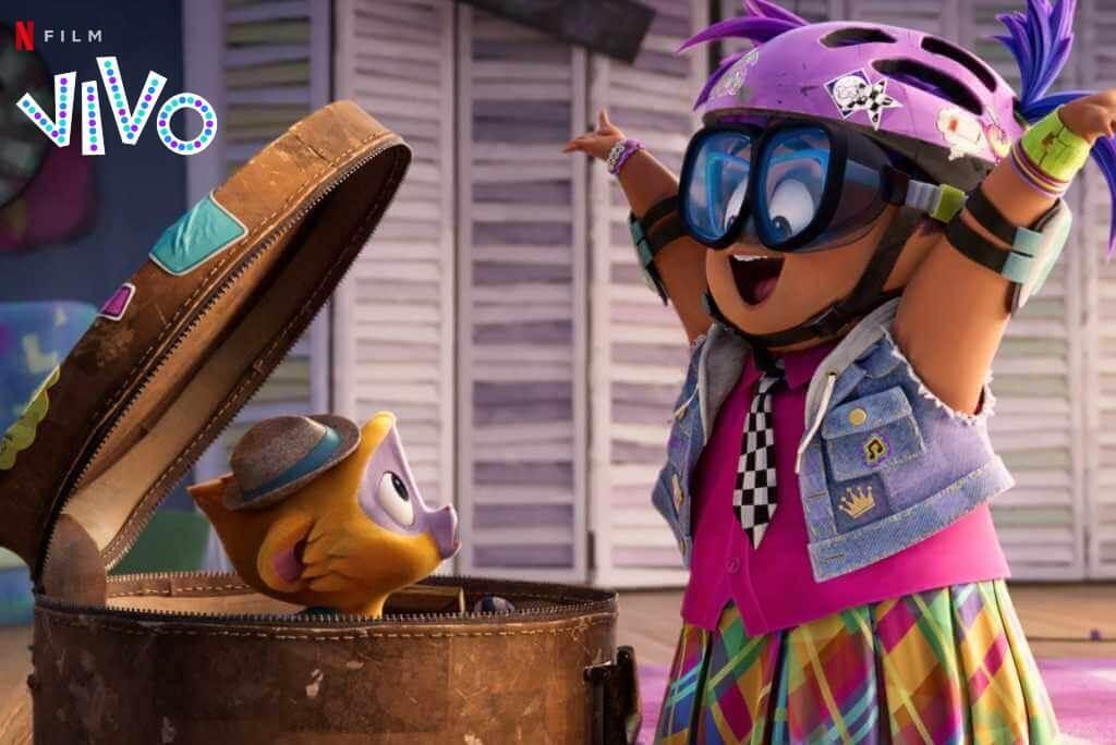 Vivo Animasyon Film Konusu ve Yorumu – Netflix