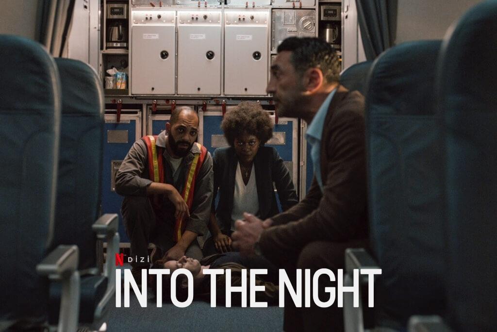Into the Night Dizi Konusu ve Yorumu – Netflix