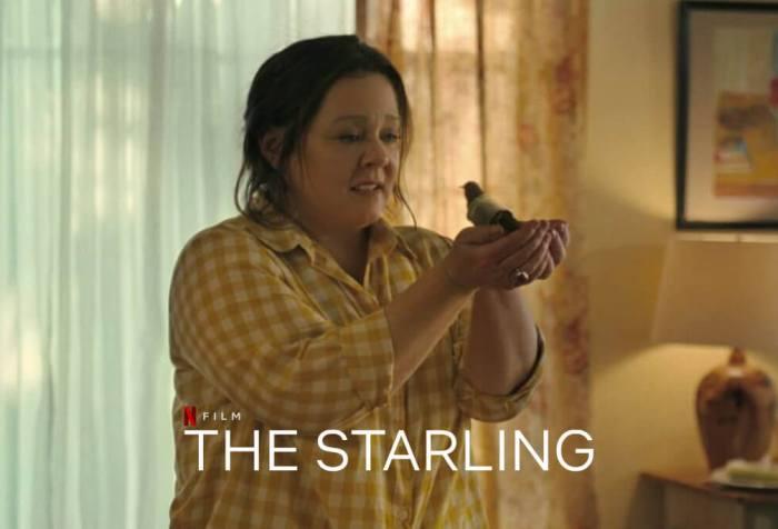 The Starling Film Konusu ve Yorumu – Netflix