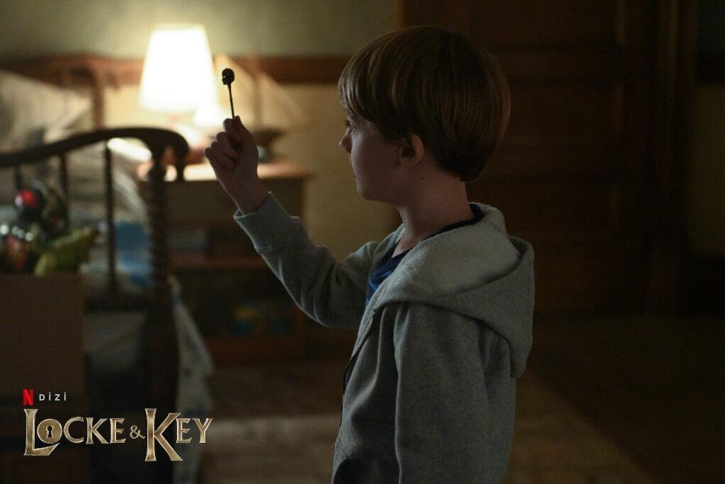 Locke & Key Dizi Konusu ve Yorumu – Netflix