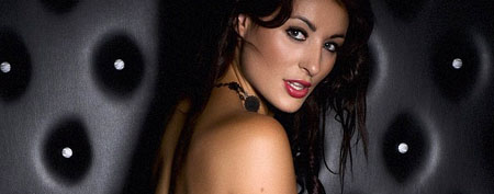 Tammy Taylot looking gorgeous in her new topless shoot at Babestation