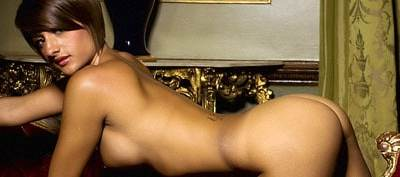Priya gets naked at Babestation
