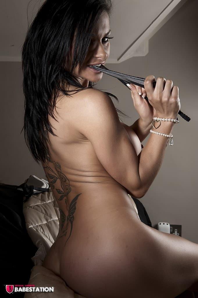 Dionne Mendez on Babestation X