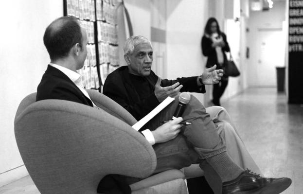 Vinod Khosla and Kevin Delaney