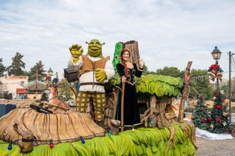 Shrek Fiona PortAventura World