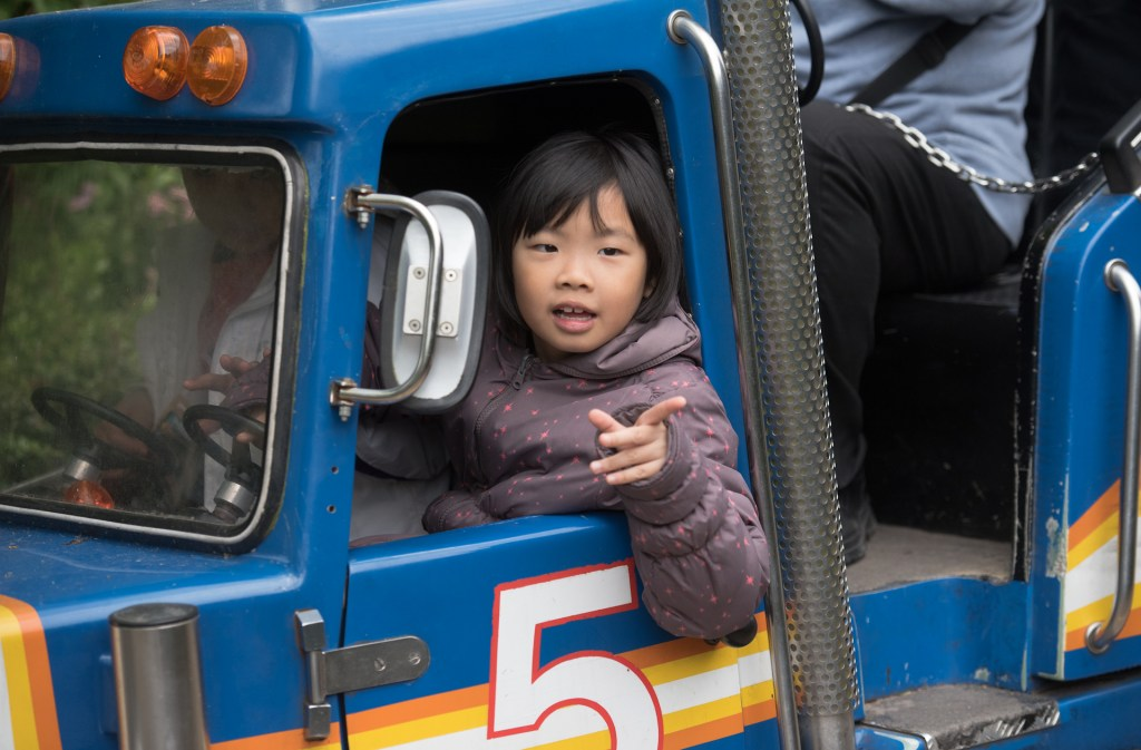 Tiny Truckers - Chessington World of Adventures