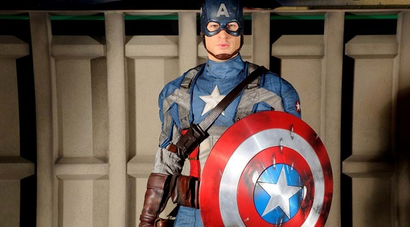 Captain America - Madame Tussauds