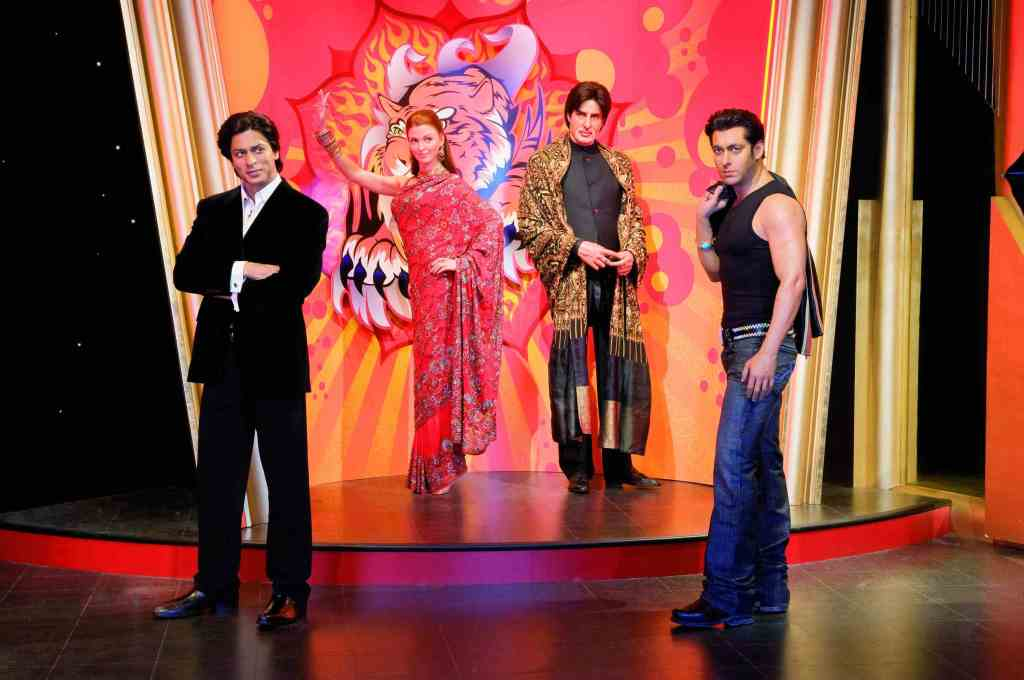 Bollywood - Madame Tussauds