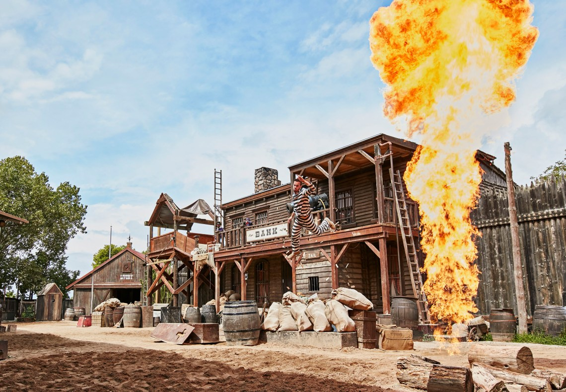 PortAventura World - Far West