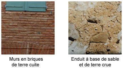 Comment choisir un enduit la chaux - Comment enlever l humidite des murs ...