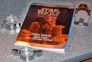 Livre recettes StarWars Cook Book