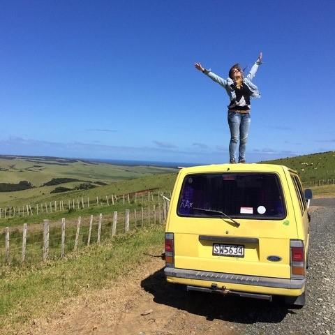 Assurance auto client heureux