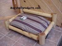 Custom Dog Furniture: Doghouses, Beds, Gates, and Crates ...
