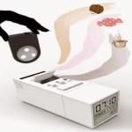 Un projet inventif, le réveil olfactif