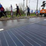 Transformer les routes en panneaux solaires ?