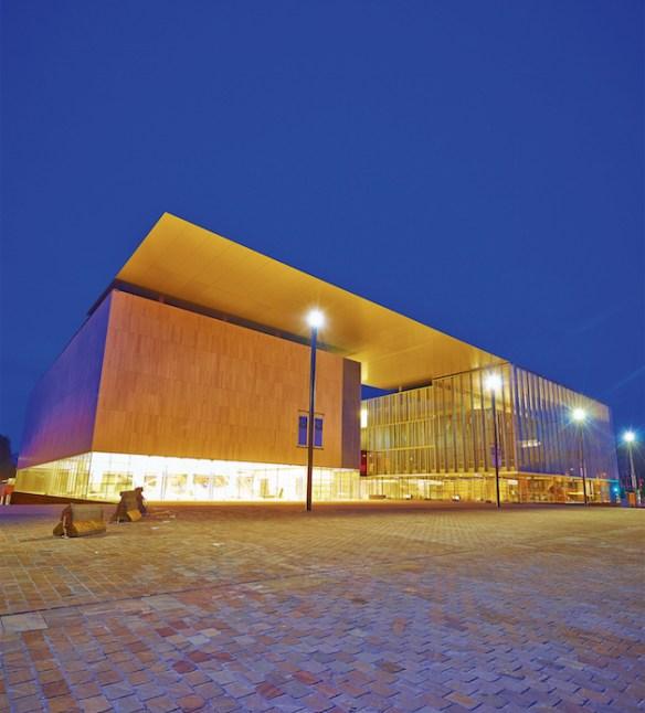Bac STI2D 2016 - Théâtre du centre culturel des Quinconces - Le Mans