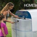 Le Homebiogas transforme nos déchets en gaz domestique !