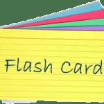 Comment apprendre facilement ses cours avec les flashcards ?