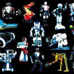 Les 100 meilleurs robots du monde