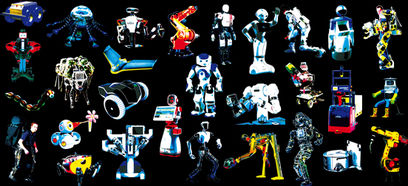 Les 100 meilleurs robots du monde en 2014