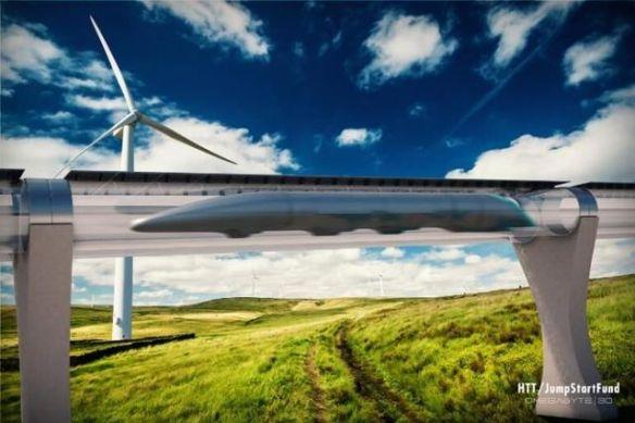 Le premier tube arrivera à Toulouse en février 2018