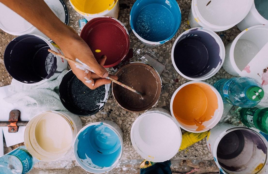 Nos conseils pour peindre votre cuisine et votre salle de bain