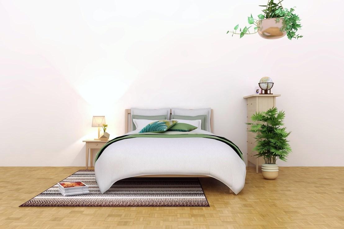 Quelle est la couleur idéale pour une chambre d'adulte ?