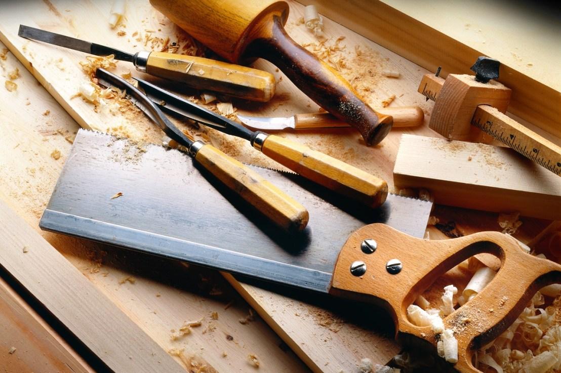 Le métier de charpentier à la loupe