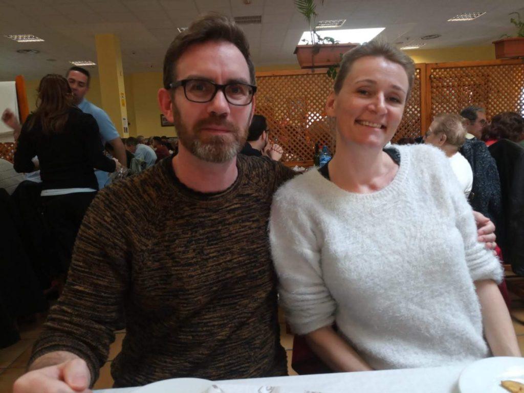 Spaniernes særlige søndagstradition - Per og jeg