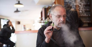 New study proves that passive vaping is harmless