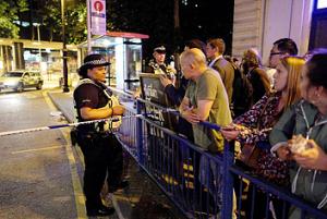 Métro Londonien - une e-cig explose et entraîne l'évacuation