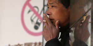 Anti-tobacco measures in China