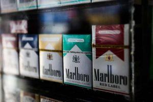 San Francisco - Interdiction arômes dans produits du tabac