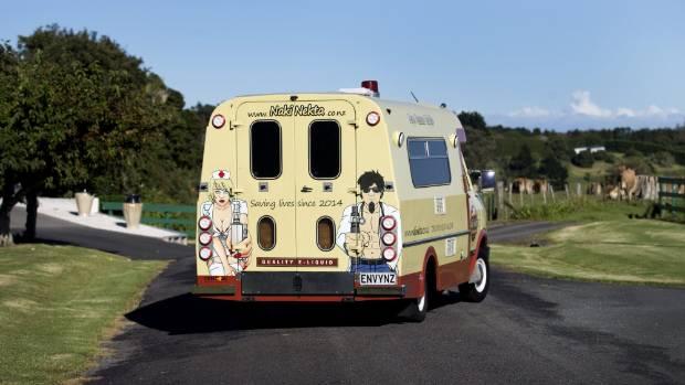 ambulance vape