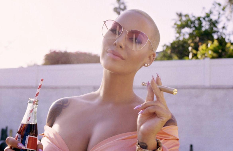 Amber Rose, the new face of luxury vaping - Blog Vape