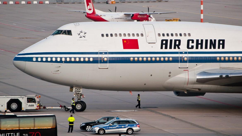 pilotes pilots air china