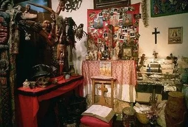 Voodoo chamber