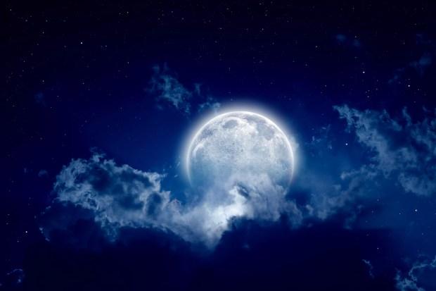 Libération de la pleine lune