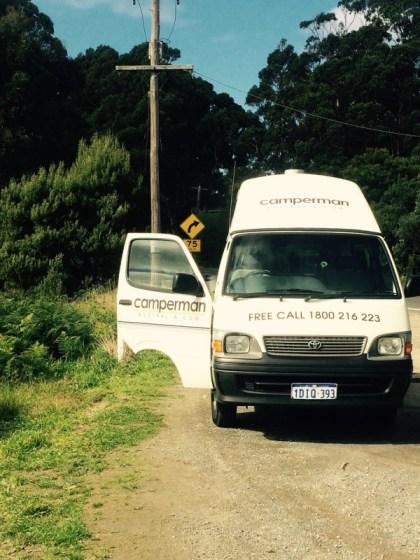 Camper von Melbourne nach Brisbane