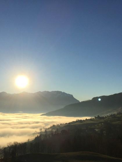 Schweiz Jahr 2015