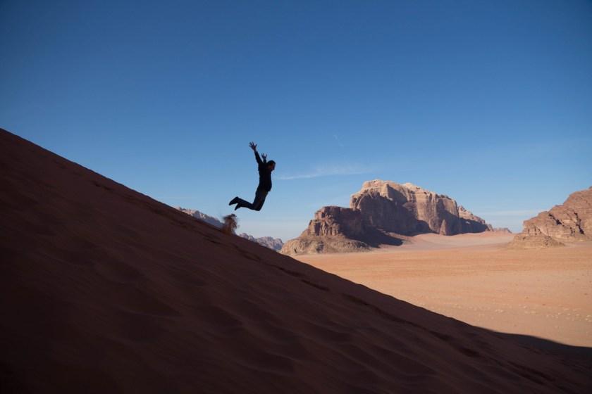 Jordanien Reise planen