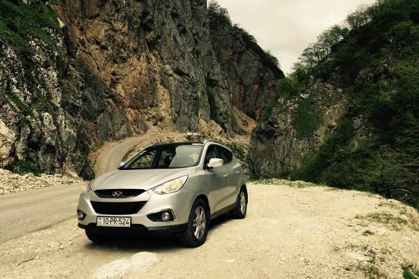 Off Road Tour Azerbaijan